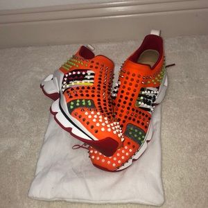 Men's Fun For-Run Christian Louboutin sneakers